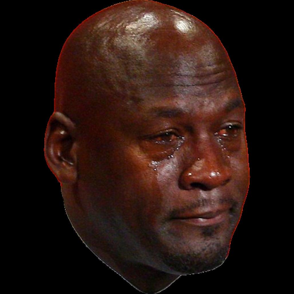 Crying Jordan.