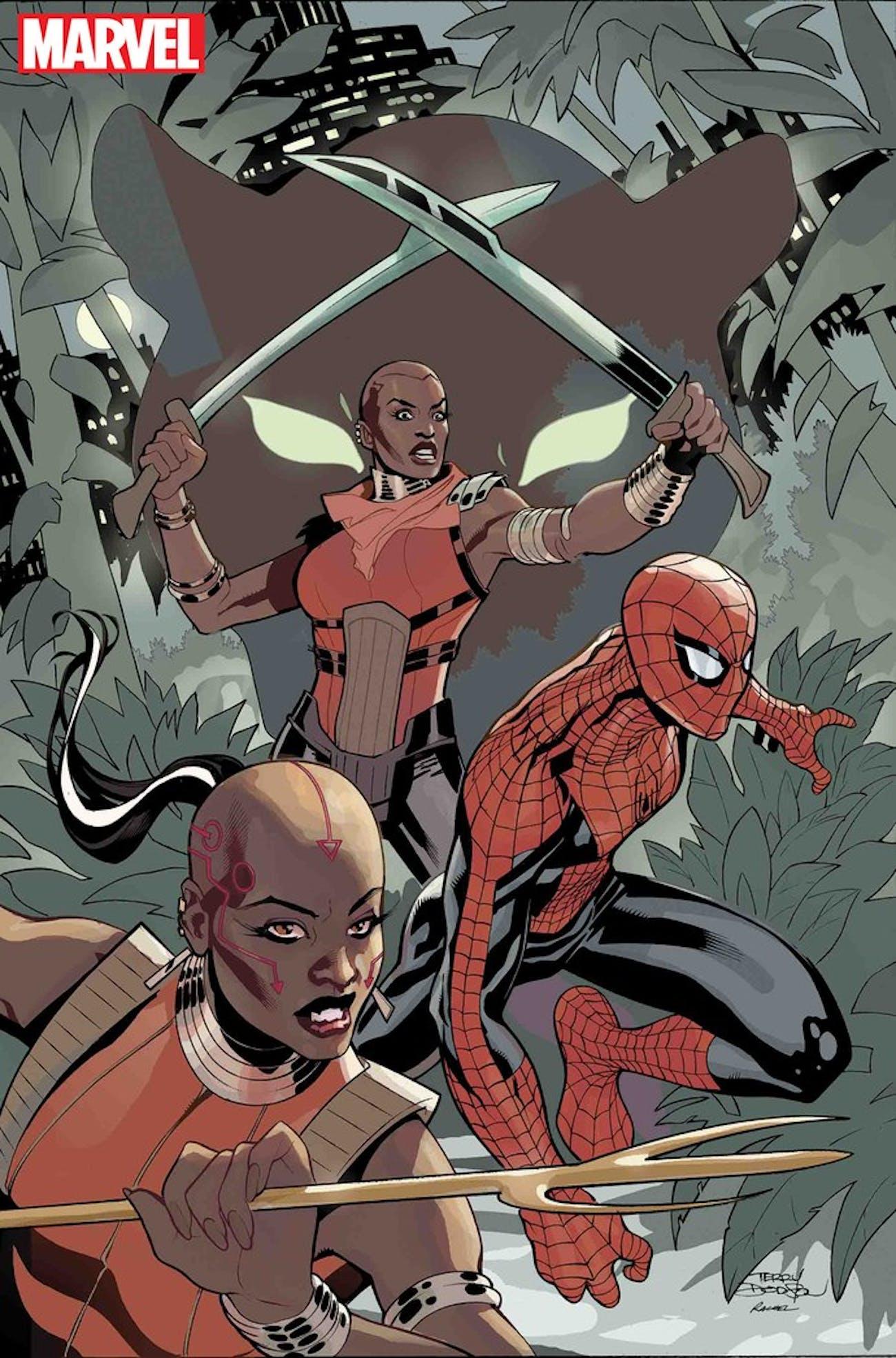 ' Wakanda Forever: The Amazing Spider-Man'