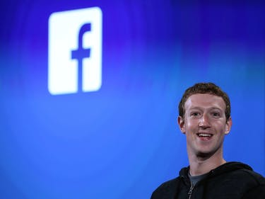 Mark Zuckerberg Just Laid Out the Next 10 Years for Facebook