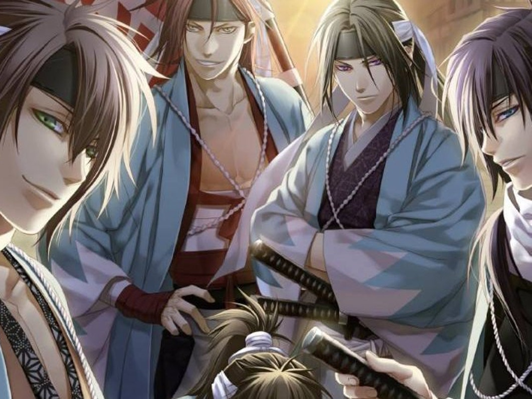Hakuoki: Memories of the Shinsengumi