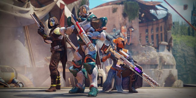 'Destiny 2' is shaping up to be an entirely new experience.
