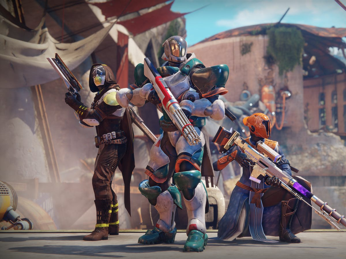 7 Lingering Questions We Have for 'Destiny 2' After E3 | Inverse