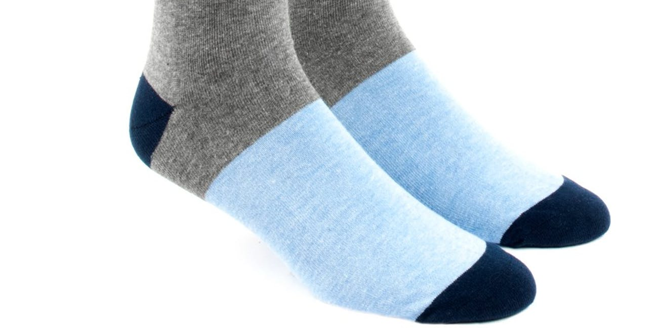 tie bar socks