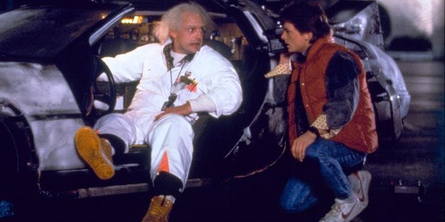 Doc Brown Returns In New 'Back to the Future' Short Film