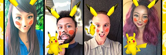 Pikachu-ify your face right now.