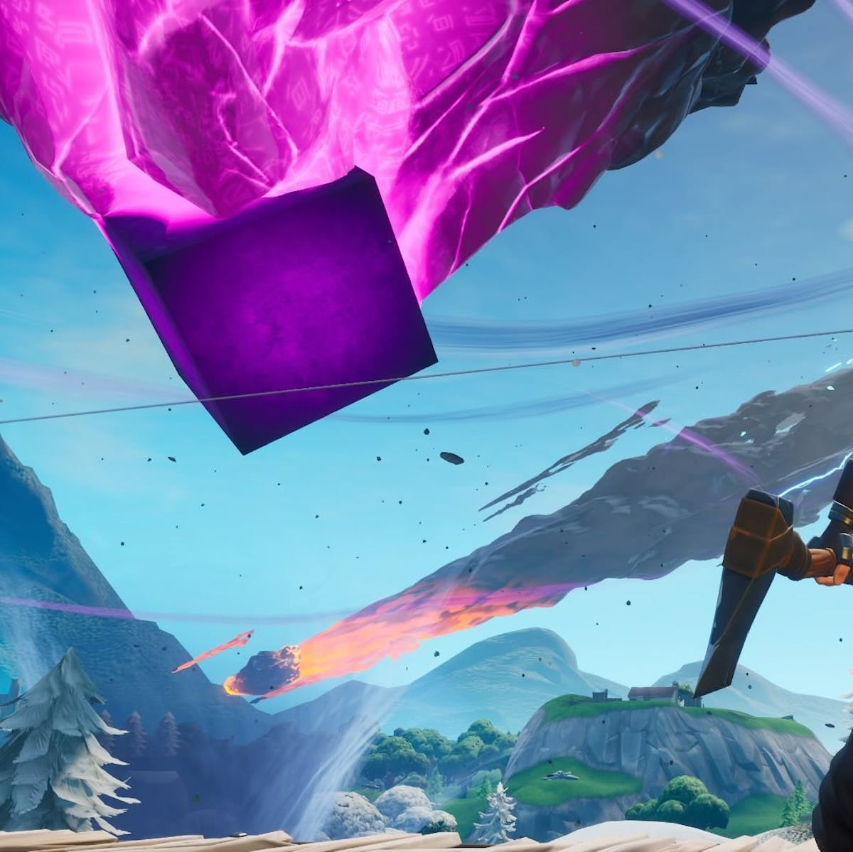 'Fortnite' Season 11 leaks reveal a map-changing apocalypse