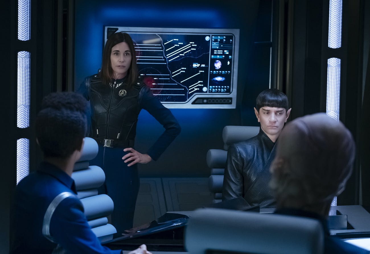 Admiral Conrwell in 'Star Trek: Discovery'