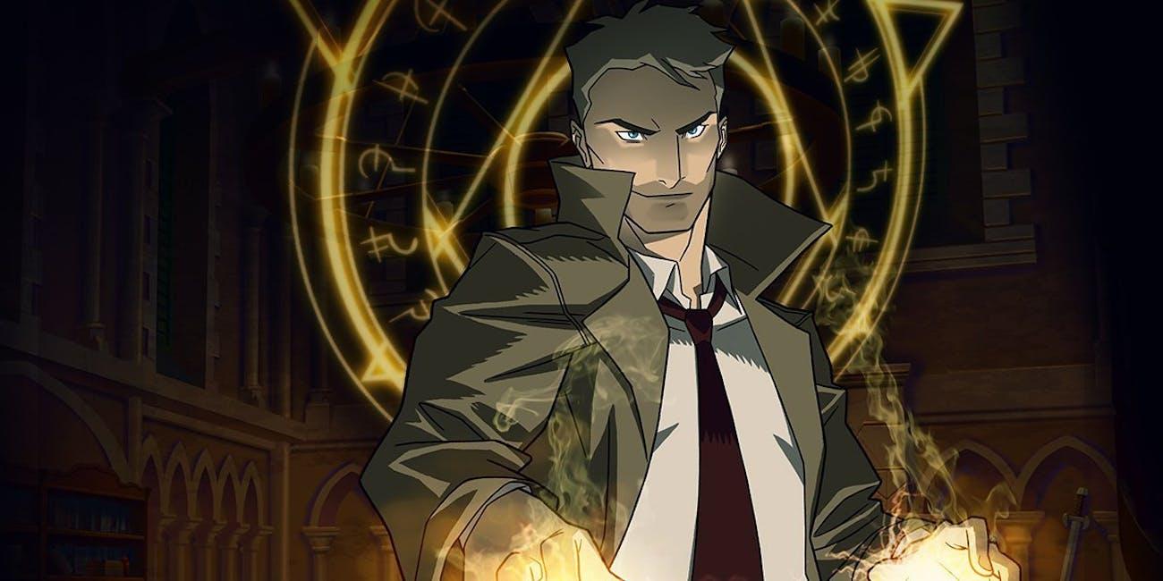 Constantine CW