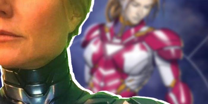 Avengers 4 Rescue Armor Pepper Potts