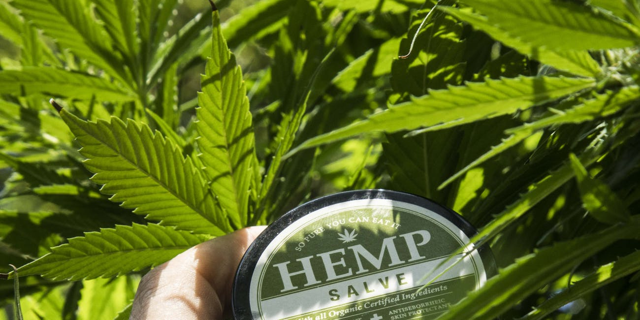Try some great hemp oil products