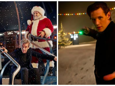 Every 'Doctor Who' Christmas Special, Ranked