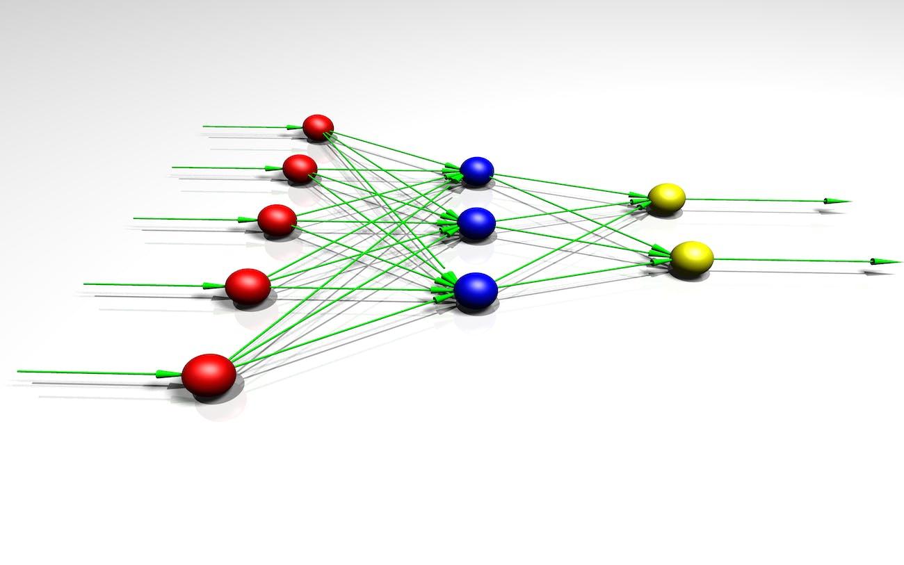 Neural Network : basic scheme