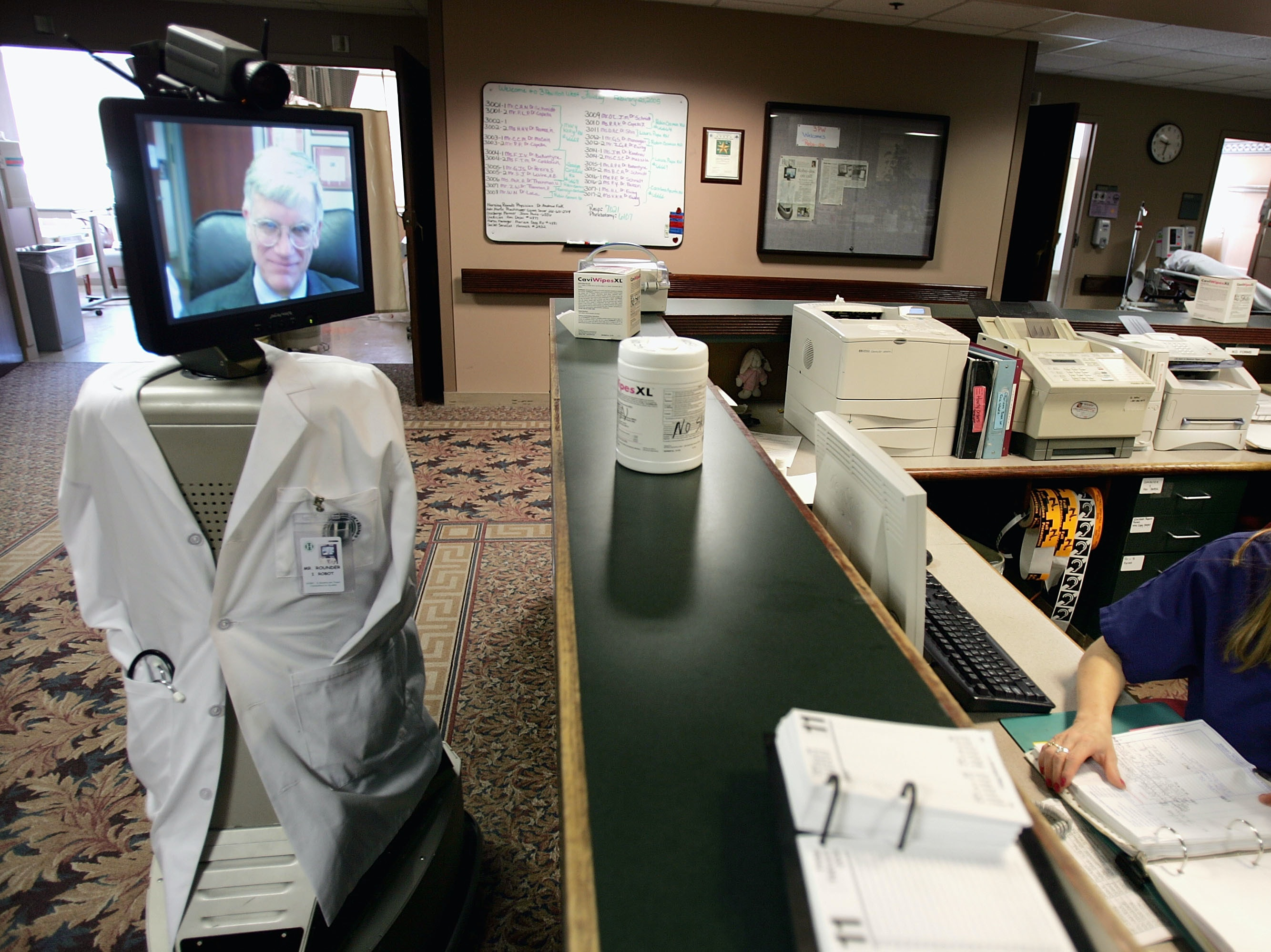 Telepresence Robots May Be Awkward Now, but Expect More of Them by 2020