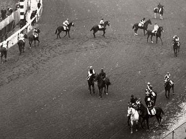 In 1929, Black Jockeys Disappeared From the Kentucky Derby