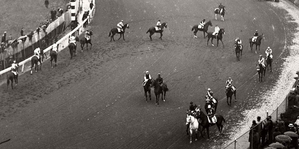 Kentucky Derby: 1920s - 1930s