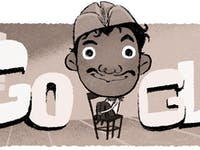 Catinflas Google Doodle