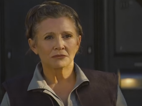 Why General Leia Showed Up So Late in 'The Force Awakens'