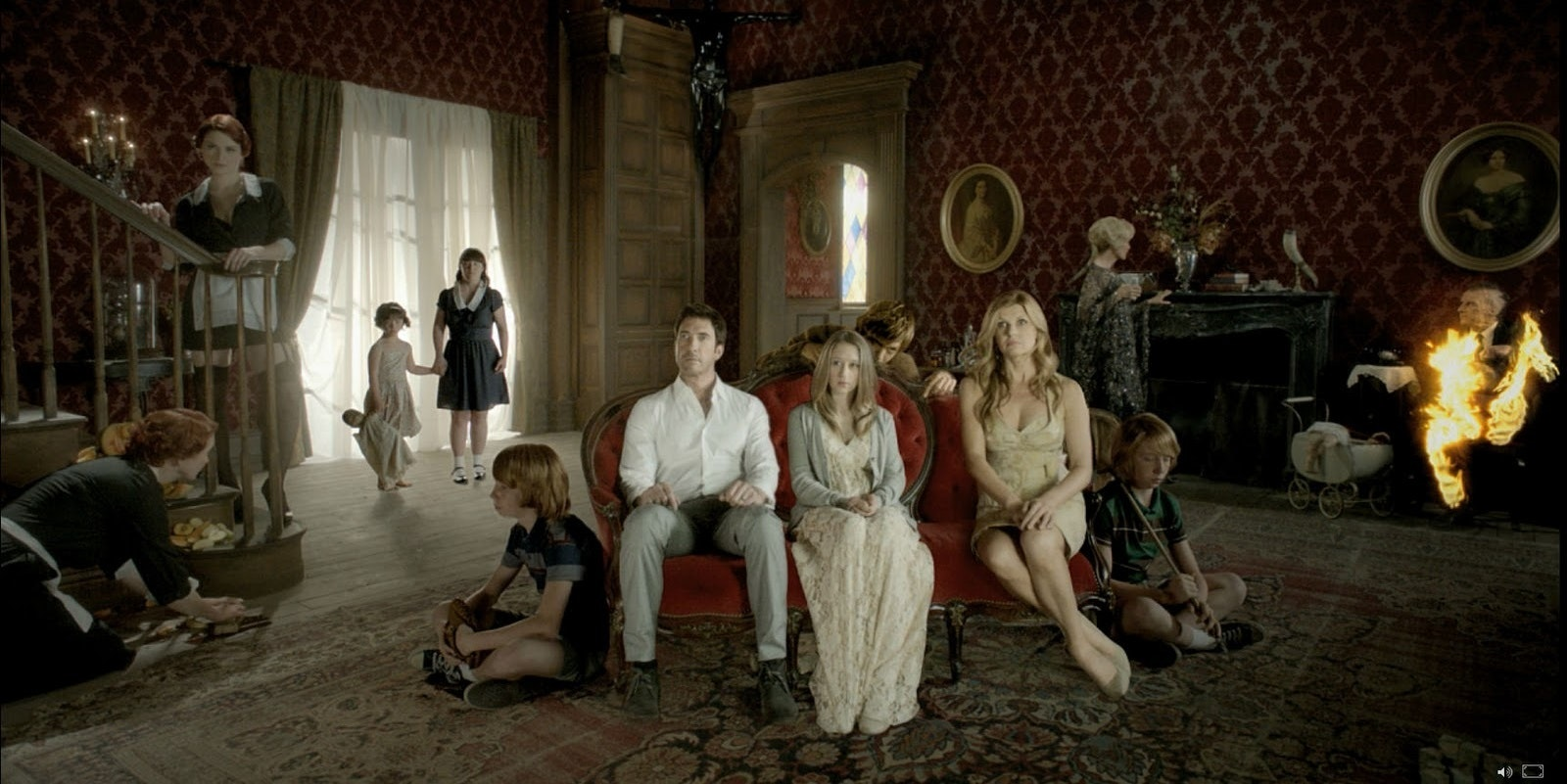 9 Times 'American Horror Story' Scared the Hell Out of Us