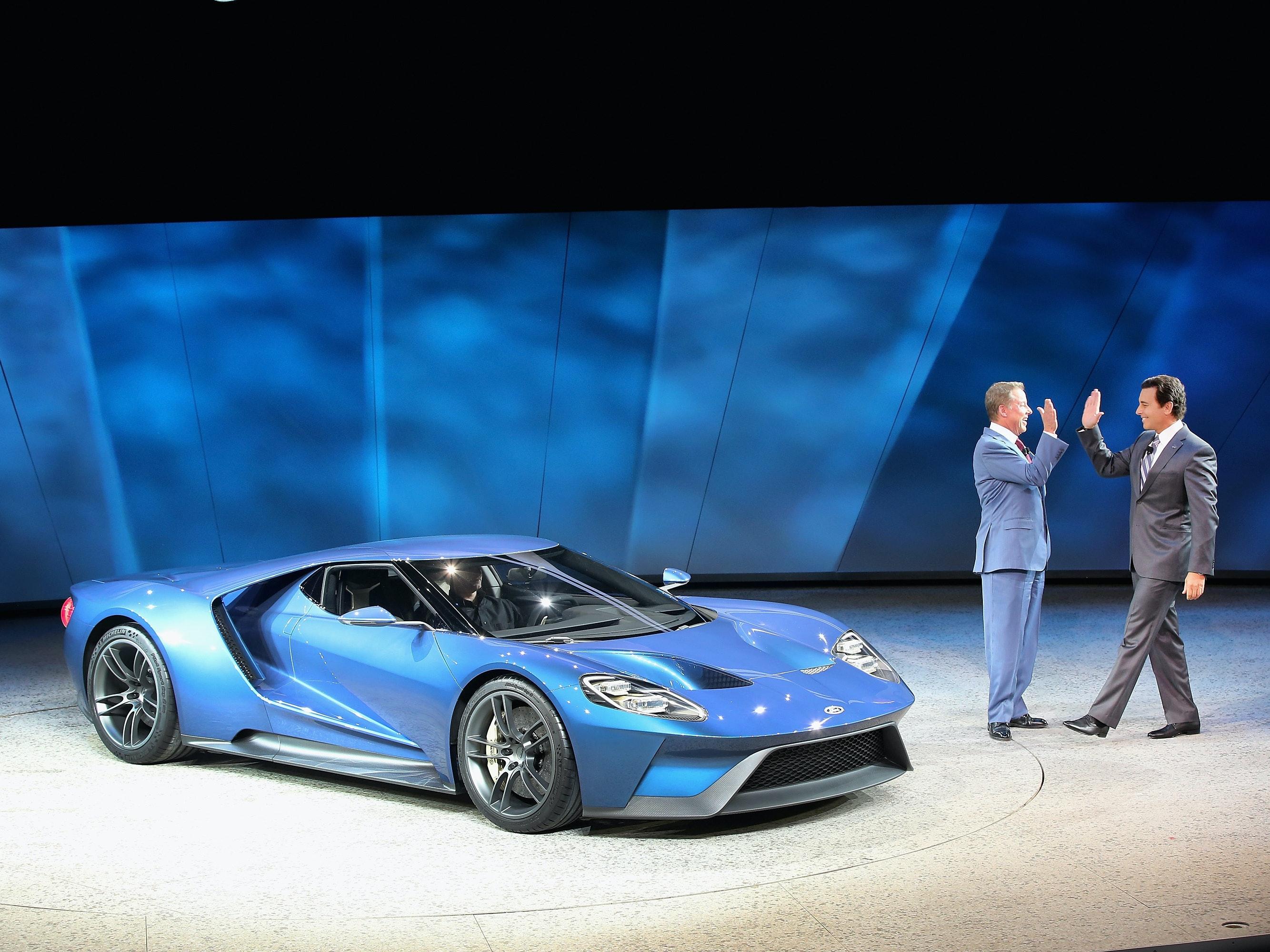 Ford Futurist: Autonomous Cars Can Save the American Dream
