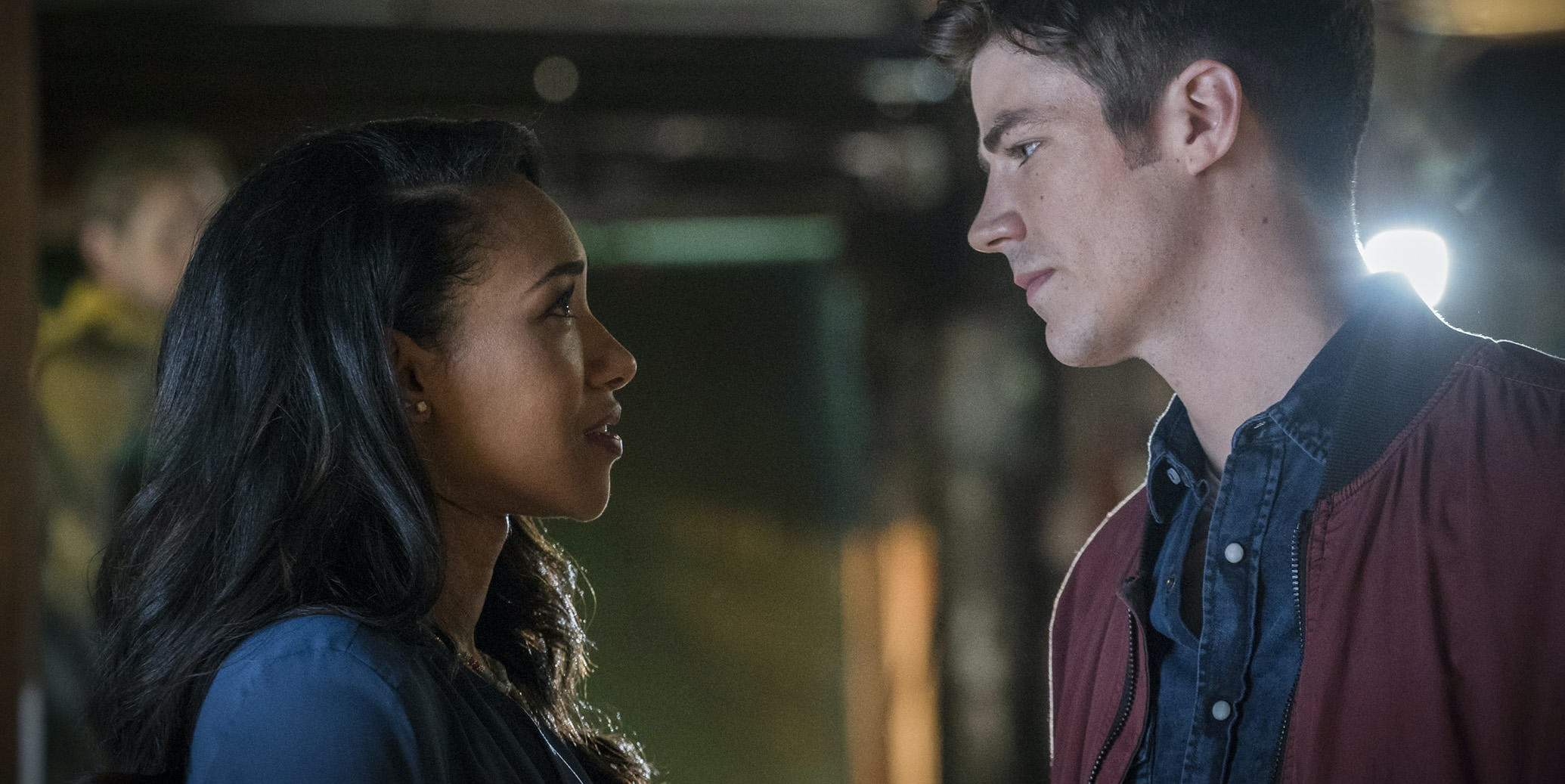 Twitter is Freaking Out About Barry and Iris on 'The Flash'