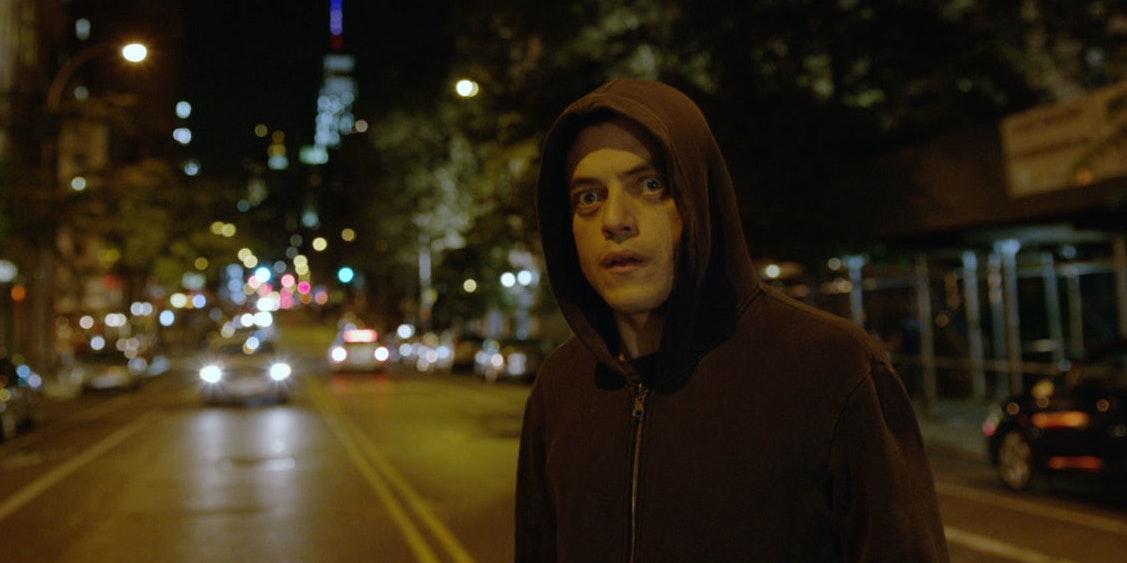 Rami Malek as Elliot Alderson