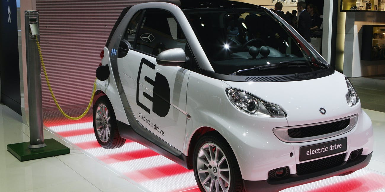 Tesla Is Thinking Small But Probably Not Smart Car