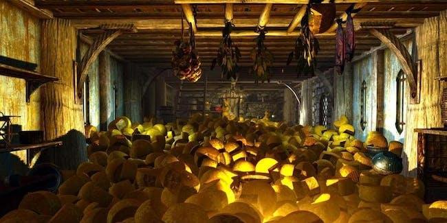 'Skyrim' Cheese