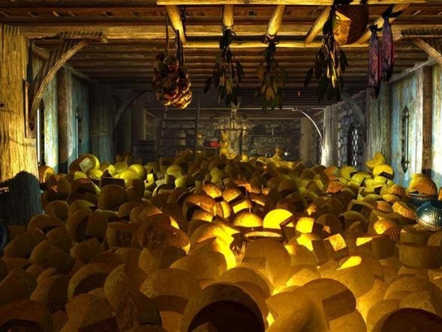 12 of the Most Iconic Video Game Foods