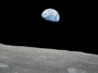 Mining the Moon for Rocket Fuel Could Get Us to Mars
