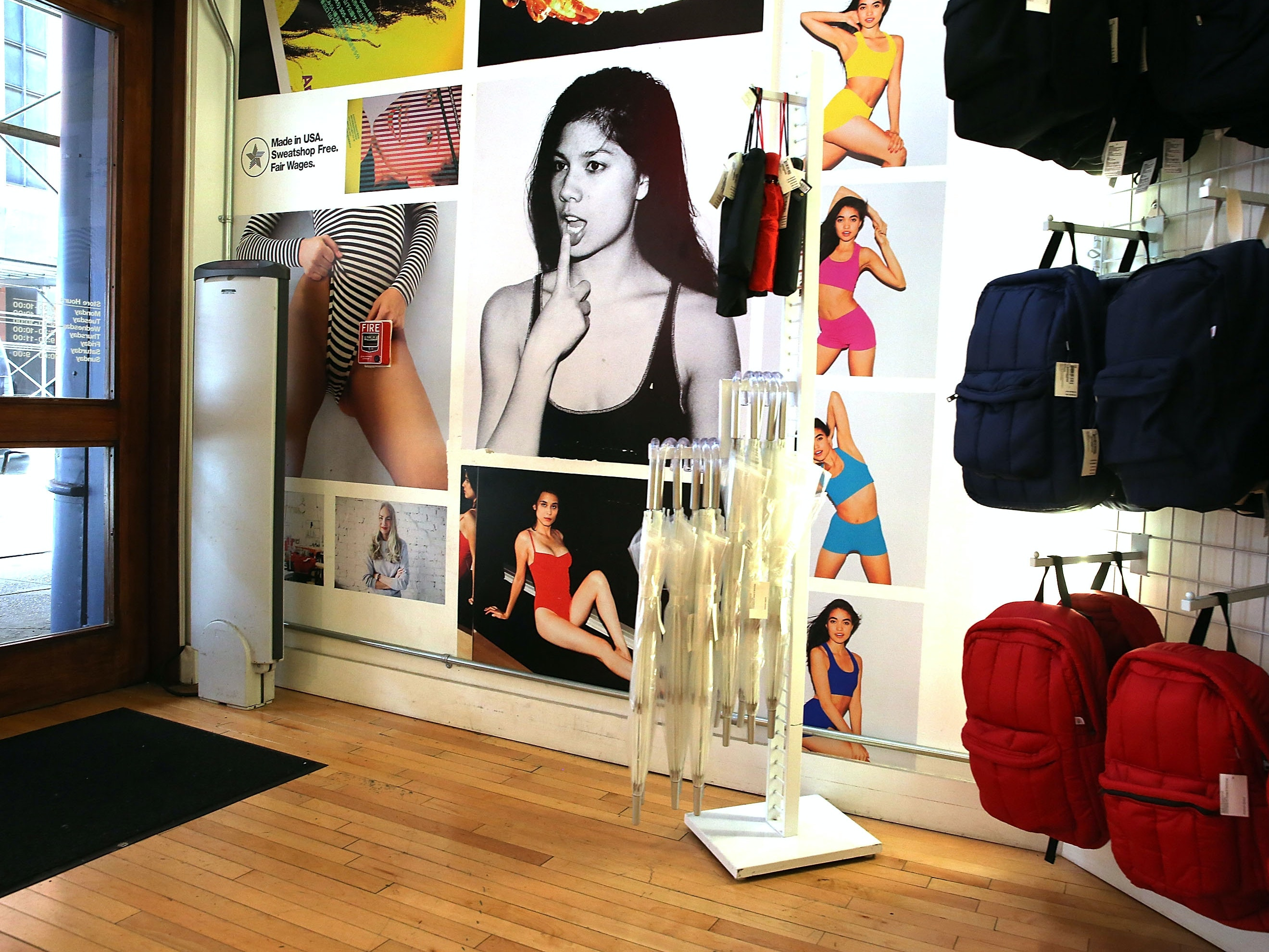 A Celebration of American Apparel's Bankruptcy, by a Former Employee