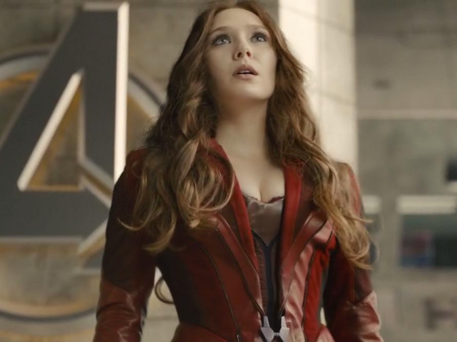 'Civil War' Featurette Teases Wanda's New Powers in 'Infinity War'