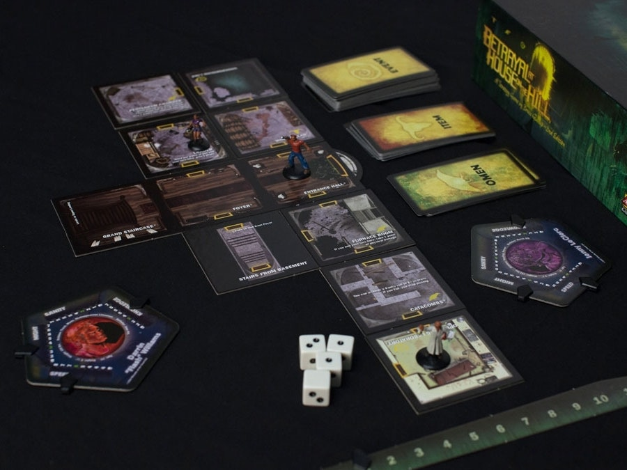 10 Spooky Tabletop Games for Your Halloween Game Night