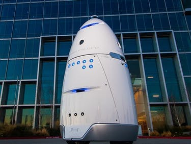 Mall Security Robot Injures Toddler: 'The Robot Did Not Stop'