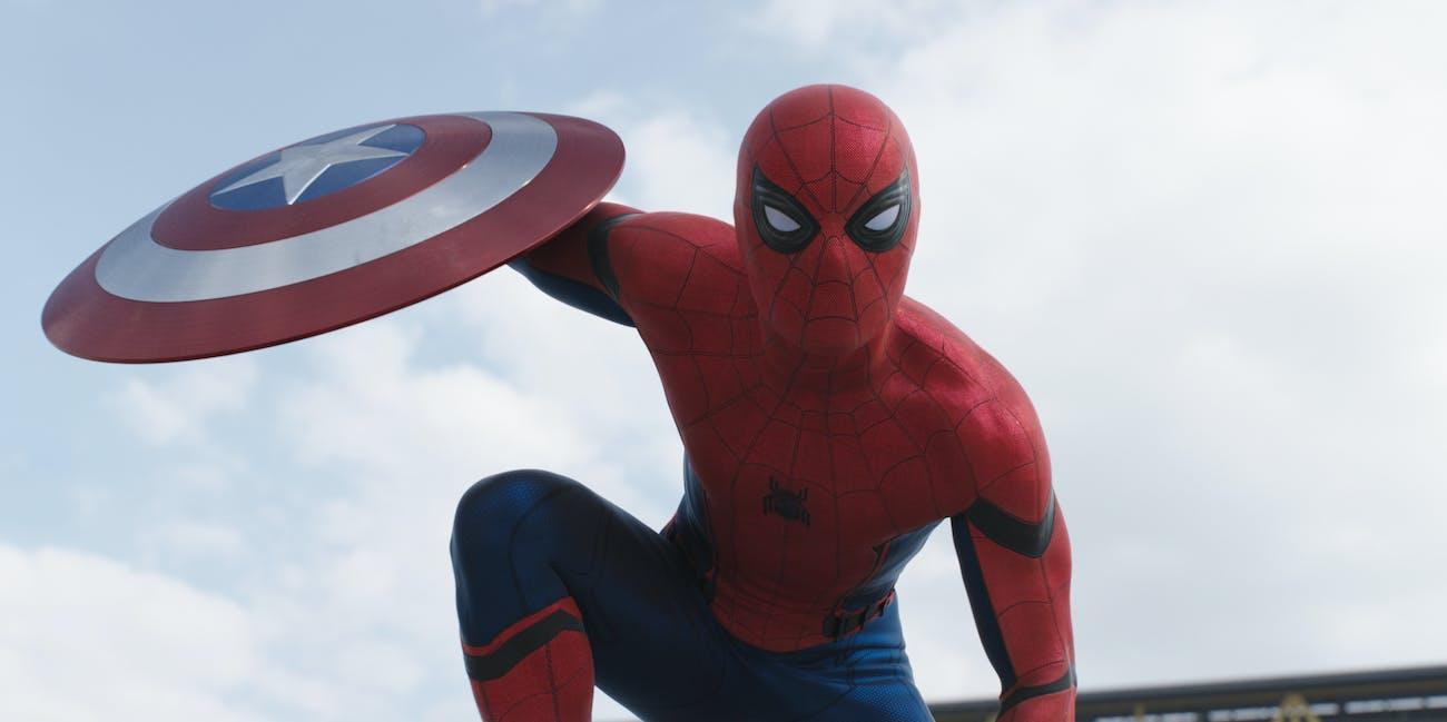 Spider-Man MCU Avengers Campus