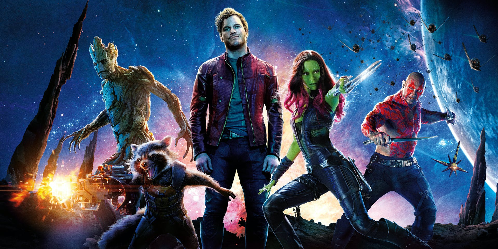 Guardians of the Galaxy Cocky