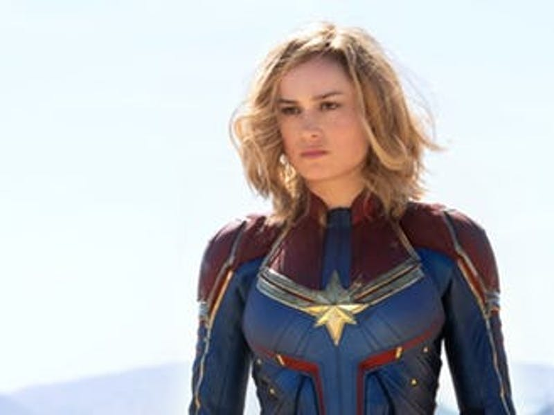 Captain Marvel Joins The Mcu In Badass First Official Photo Inverse