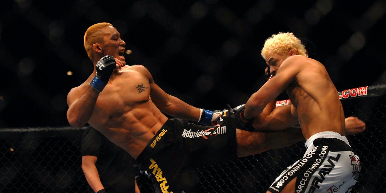 UFC report