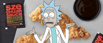 How's the world handling the return of Szechuan Sauce?