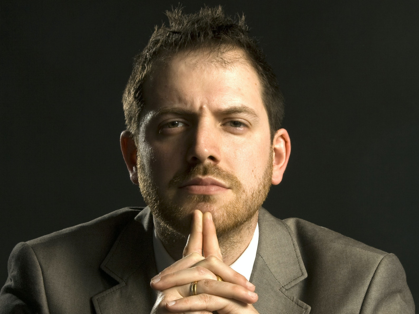 Joe Abercrombie Writes Fantasy Books, Thinks Gandalf Should Worry About Money