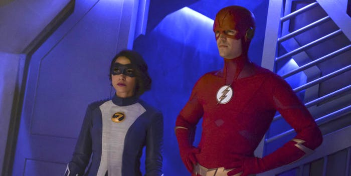'The Flash' and XS
