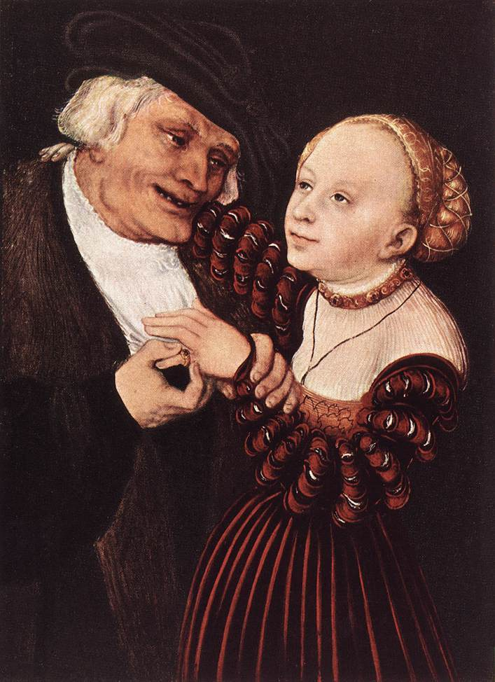 A painting from around 1530.
