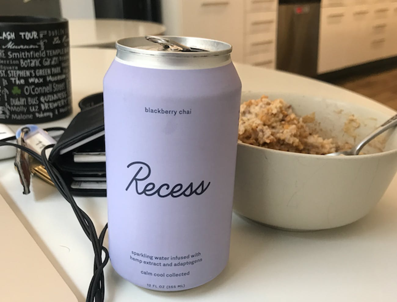 Recess CBD Seltzer: I Have No Chill, So I Drank It Every Day