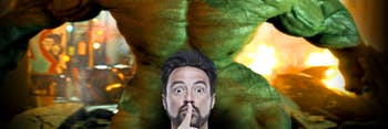 Kevin Smith Explains Why We Don't See the Hulk's Dick