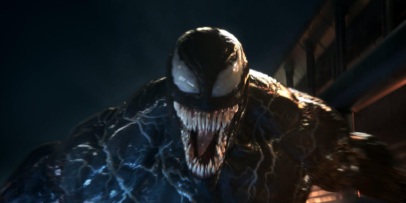 Venom Tom Hardy Carlton Drake