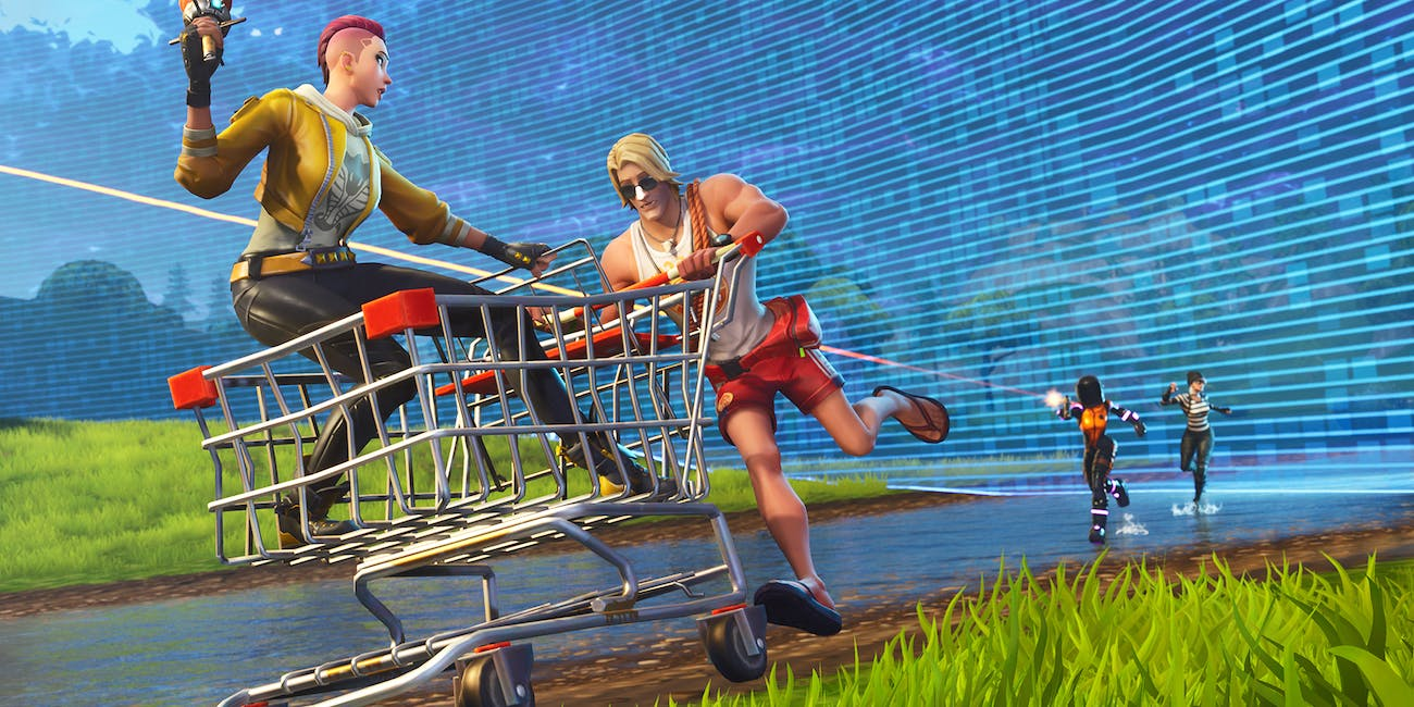 'Fortnite: Battle Royale' Steady Storm LTM