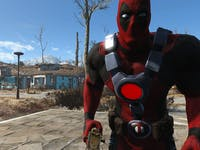 fallout 76 fallout 4 mods deadpool