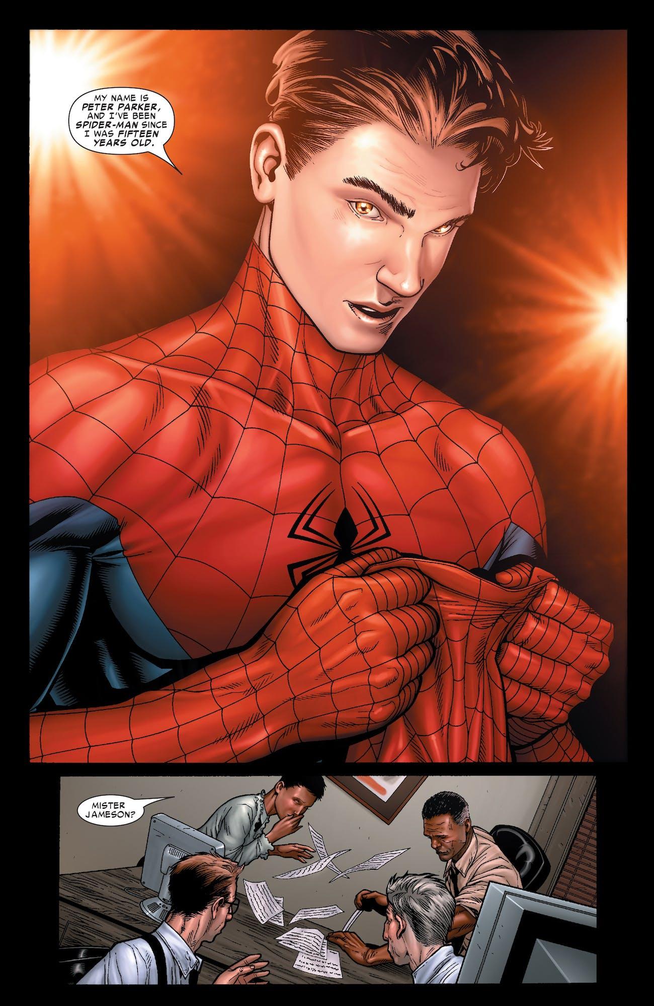 Spider-Man Marvel Entertainment