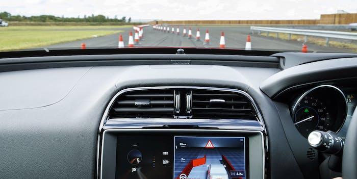 Jaguar Land Rover Connected and Autonomous Technology