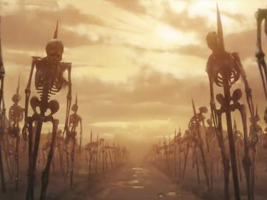Netflix Shares Epic First Trailer for R-Rated 'Castlevania' Series
