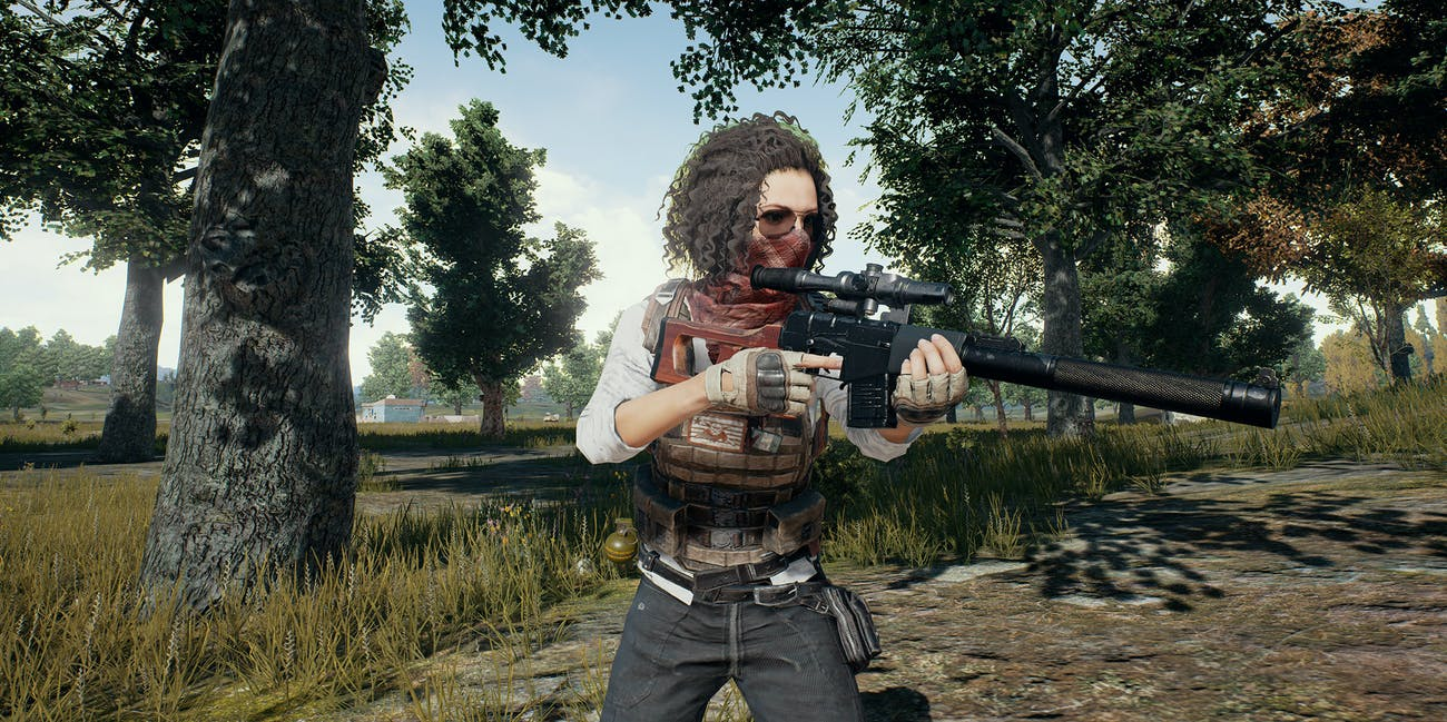 PlayerUnknown's Battlegrounds Zombies Survival